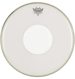 """Remo Remo Controlled Sound Clear Top White Dot Drum Head 8"""""""