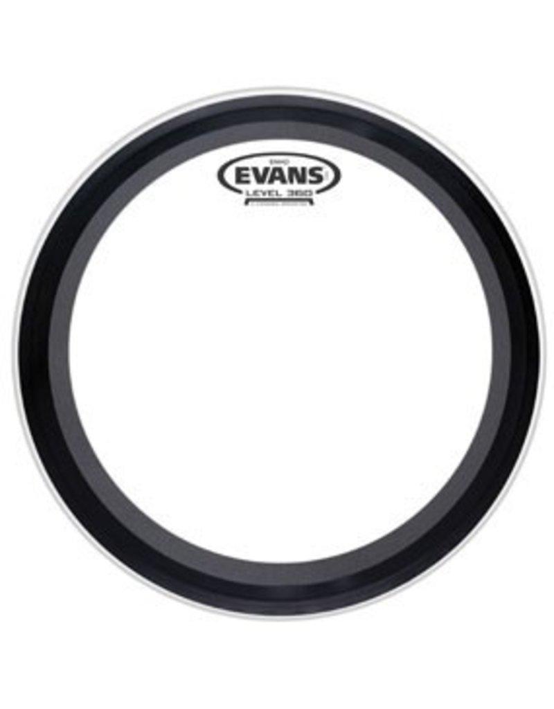 Evans Peau de grosse caisse Evans EMAD Clear 20po