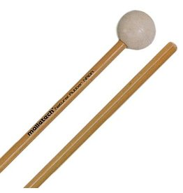 Malletech Malletech Xylophone Mallets NR8R (rubber)