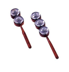 Mano Mano Jingle Stick Double