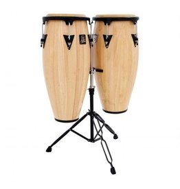 Latin Percussion LP Congas 11in & 12in with stand
