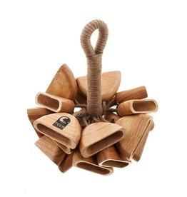 Toca Shaker Toca en bois avec manche