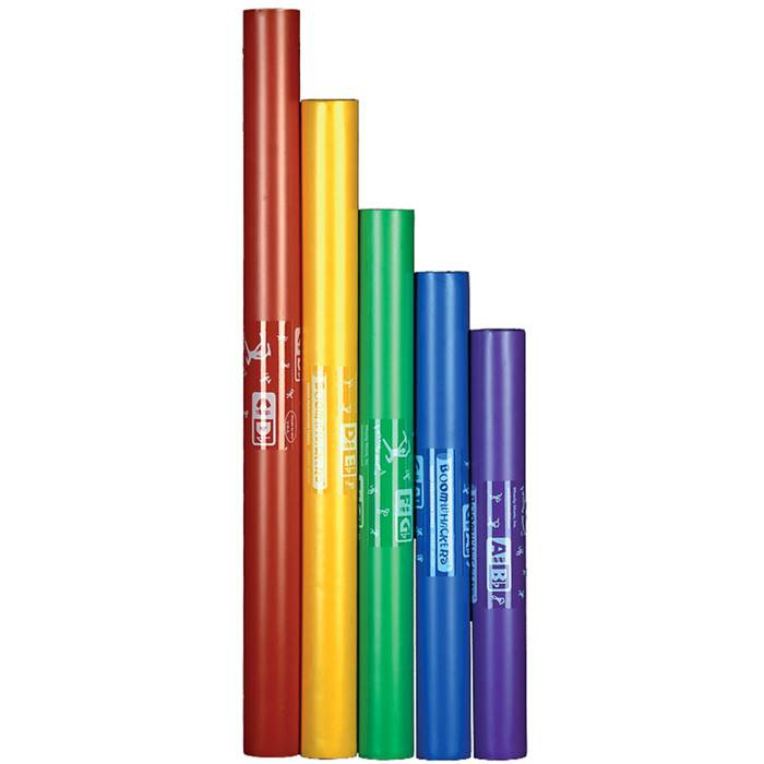 Boomwhackers Boomwhackers chromatique