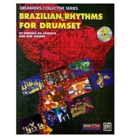 Alfred Music Brazilian Rhythms for Drumset Method