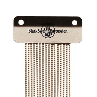 Black Swamp Percussion Chaînes de caisse claire Black Swamp stainless steel 14po