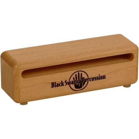 Black Swamp Percussion Wood Block Black Swamp medium