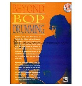 Alfred Music Beyond Bop Drumming