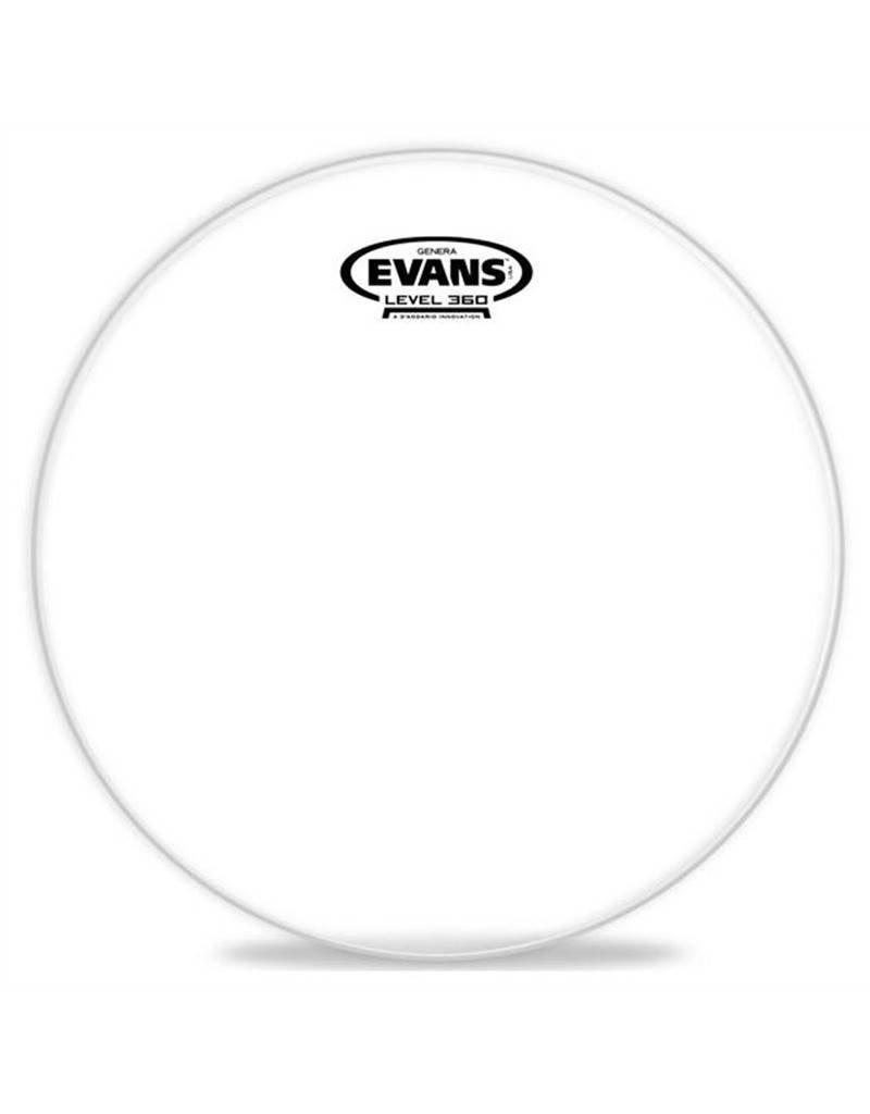 Evans Peau résonnante Evans Genera Clear 10po