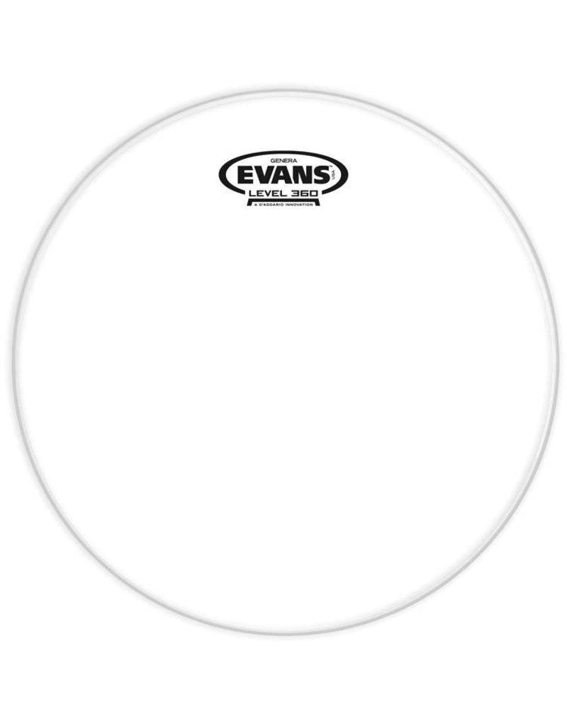 Evans Peau résonannte Evans Genera Clear 16po