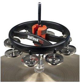 Rhythm Tech Tambourine avec attache pour hi hat Rhythm Tech