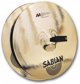"""Sabian Sabian AA Viennese Hand Crash Cymbals 16"""""""