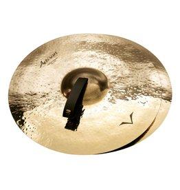 Sabian Sabian Artisan Traditional Symphonic X Dark Medium Crash Cymbals 20in