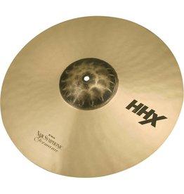 "Sabian Sabian HHX New Symphonic Hand Crash Cymbals 18"""