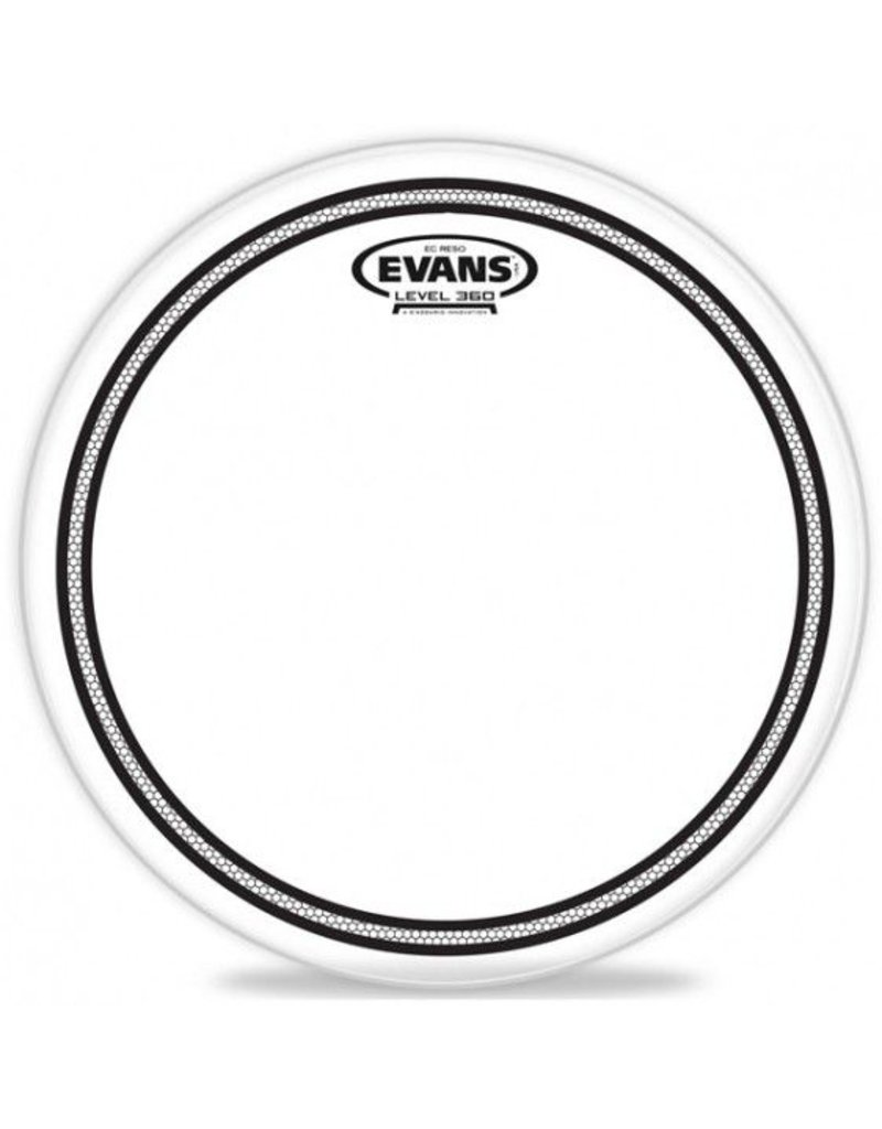 Evans Peau résonnante Evans EC Clear 8po