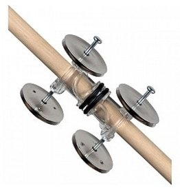 Rhythm Tech Cymbalettes pour baguette Rhythm Tech (Stick Jingler)