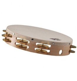 Grover Tambourine Grover Serie Sound Values 10po