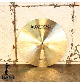 Istanbul Agop Cymbale crash Istanbul Agop Traditional Dark 16po