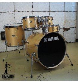 Yamaha Batterie Yamaha Stage Custom Birch 22-10-12-16po + caisse claire 14po et support de toms
