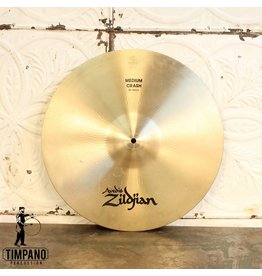 Zildjian Cymbale crash usagée Zildjian Avedis Medium 18po