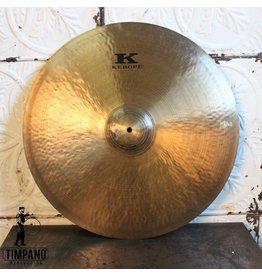 Zildjian Cymbale ride Zildjian Kerope édition limitée 24po