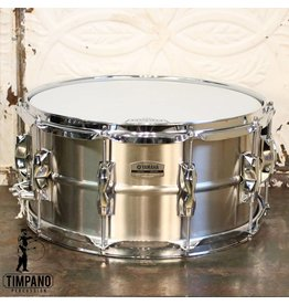 Yamaha Caisse claire Yamaha Recording Custom Stainless Steel 14X7po