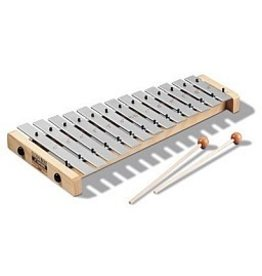 Sonor Glockenspiel alto Sonor 16 bars Global Beat Orff