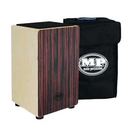 Mano Mano Cajon Ebony with bag