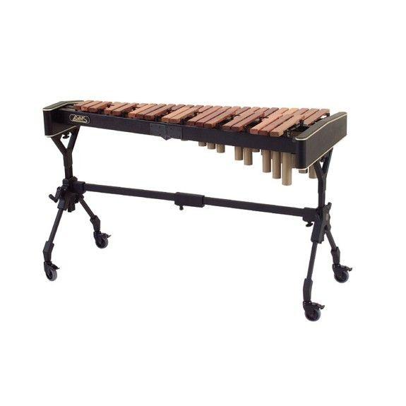 Adams Xylophone Adams Soloist 3.5 octaves lames en palissandre cadre voyageur