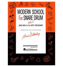 Alfred Music Modern School for Snare Drums
