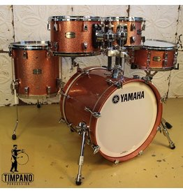 Yamaha Yamaha Absolute Maple Hybrid Drum Kit 18-10-12-14in + 14in snare and tom mount