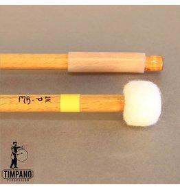 MB Mallets Baguettes de timbale MB Mallets Euro-progressive 2K en Bamboo