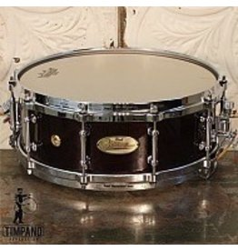 Pearl Pearl Philarmonic Concert Sanre Drum Maple Piano Black 14X5in