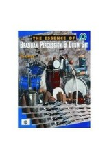 Alfred Music Essence of Brazilian Percussion & Drum Set (avec CD)