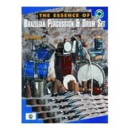 Alfred Music Essence of Brazilian Percussion & Drum Set (avec CD)