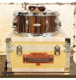 C&C Drum Company Caisse Claire C&C Gladstone 14X6.5po avec étui et lunettes Parkman