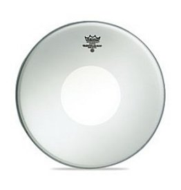 Remo Remo Controlled Sound Clear Top White Dot Drum Head 10""