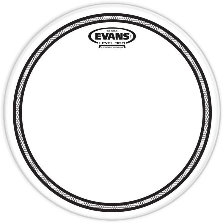 Evans Peau résonnante Evans EC Clear 16po