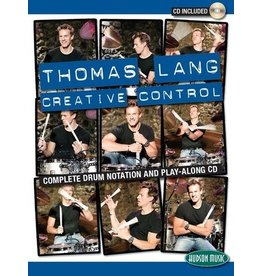 Hal Leonard Creative Control by Thomas Lang Percussion