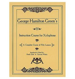 Hal Leonard Instruction Course for Xylophone by George Hamilton Green Meredith Music Percussion