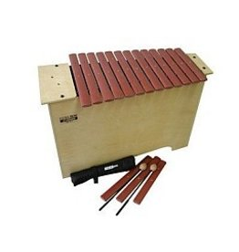 Sonor Xylophone basse 16 bars Global Beat Sucupira Sonor Orff