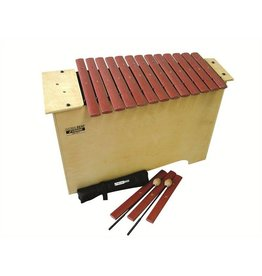 Sonor Bass Xylophone 16 bars Global Beat Fiberglass Sonor Orff