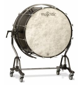 Majestic Majestic Concert Bass Drum 32in x 18in with Stand