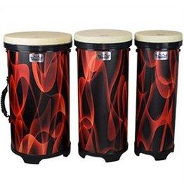 Remo Ensemble de Tubano Versa Remo , Grand,  Orange Comfort Sound Technology