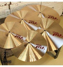 Paiste Ensemble de cymbales Paiste PST7 Session Pack avec crash 18po gratuite