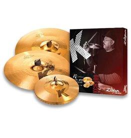 Zildjian Cymbales K Custom Hybrid Box Set 390