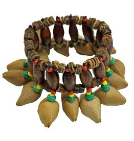 Jamtown Jamtown Kenari Nut Bracelet