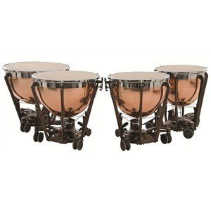 Adams Adams GEN2 Professional timpani smooth copper bowl 23in, 26in, 29in, 32in
