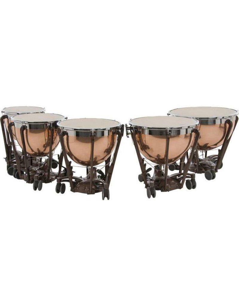 Adams Adams GEN2 Professional timpani smooth copper bowl 20in, 23in, 26in, 29in, 32in