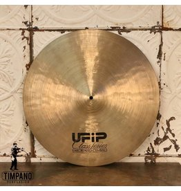 U-FIP Cymbale ride usagée UFIP Class Series 20po