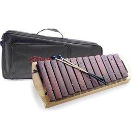 Stagg Xylophone Stagg 16 notes + 3 lames d'altérations avec étui
